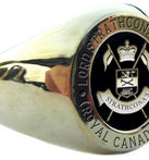 {Regimental Signet Ring}