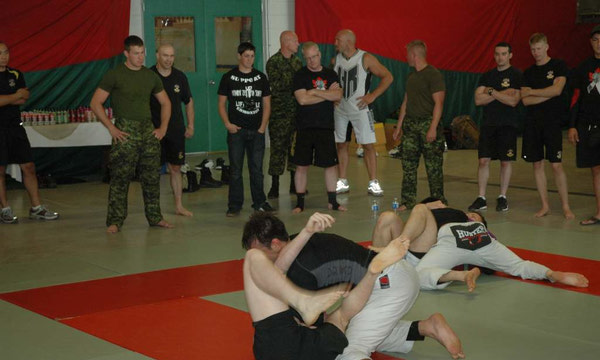MMA PD Session