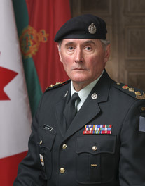 Colonel of the Regiment