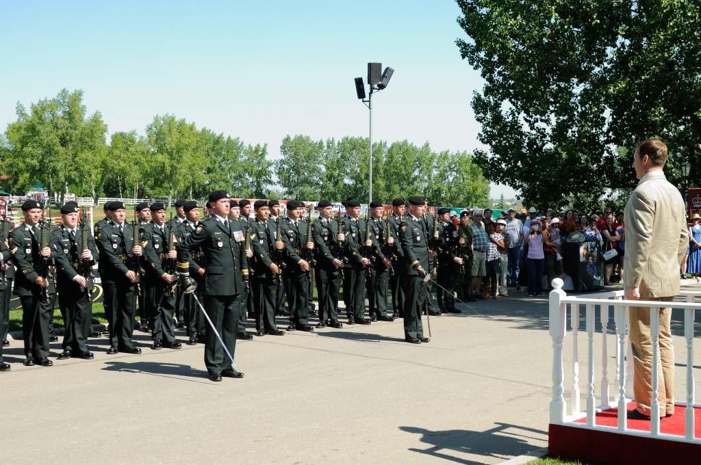 Strathcona S Recce Squadron Represents The Regiment For